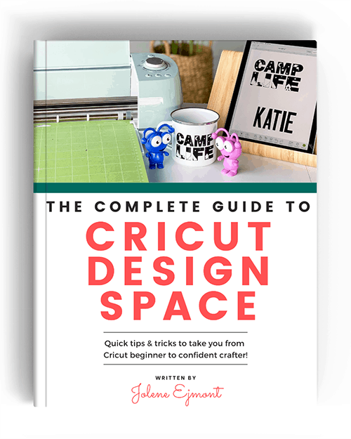 Cricut Design Space Tutorial Book