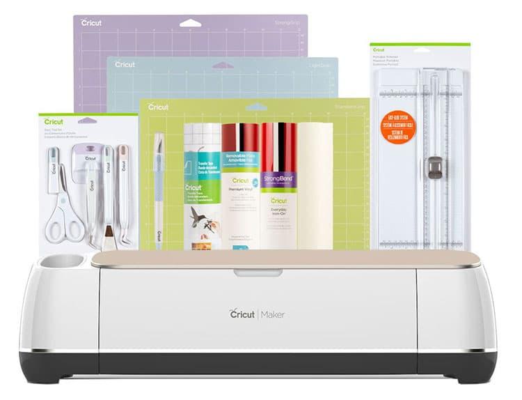Cricut Maker Essentials Bundle Sale