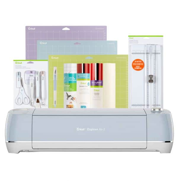 cricut Explore Air 2 Black Friday Bundle Essentials