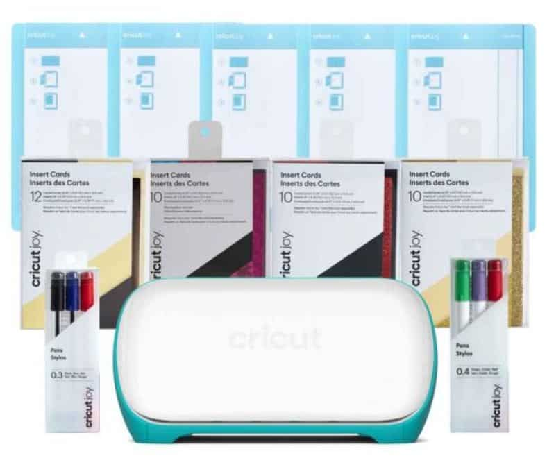 Cricut Joy Card Bundle Deal