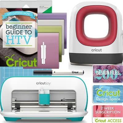 Cricut Joy with Mini Press Bundle Sale sm
