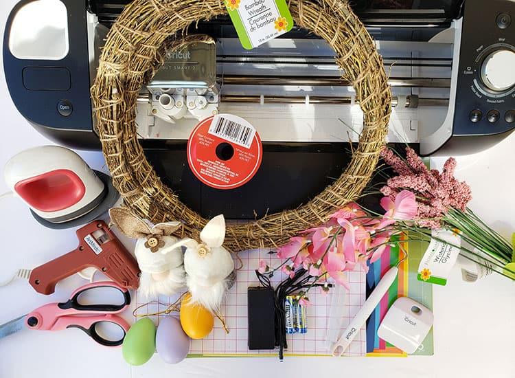 Easter-Wreath-Supplies