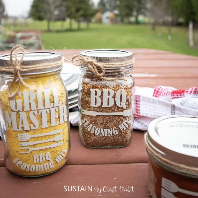 Seasoning-Mix-Jars