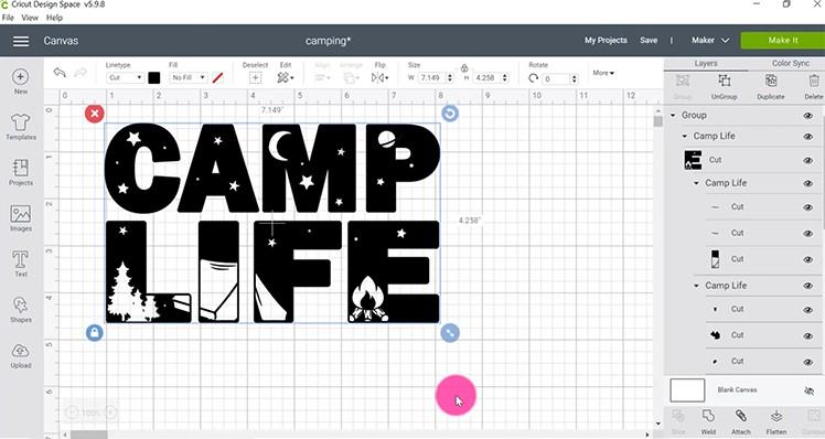 Upload SVG file