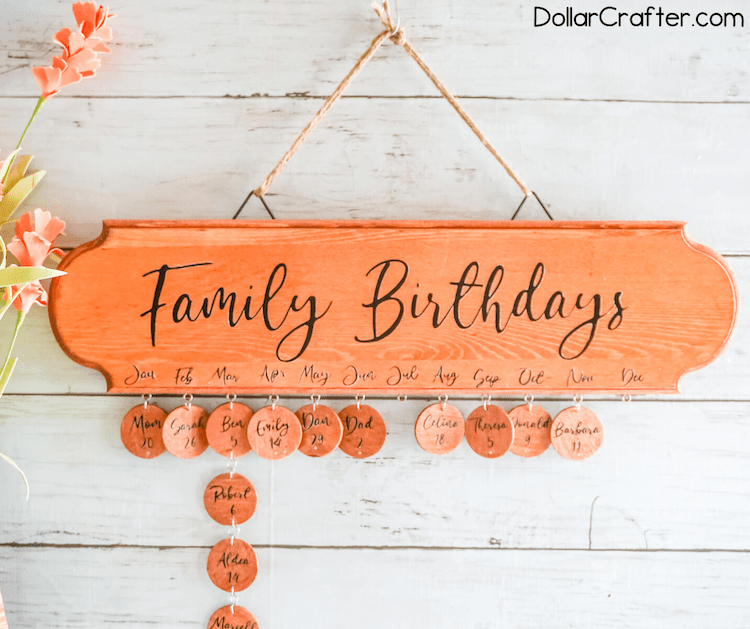 diy-family-birthday-board