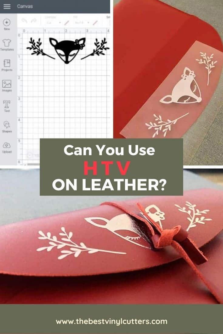 Can You Use HTV on Leather?