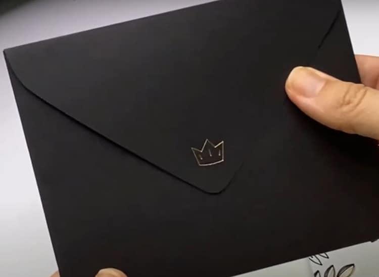 Cricut Envelope