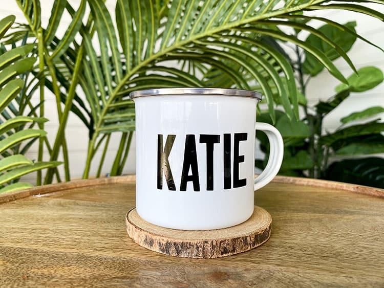 DIY Cricut Mug Tutorial