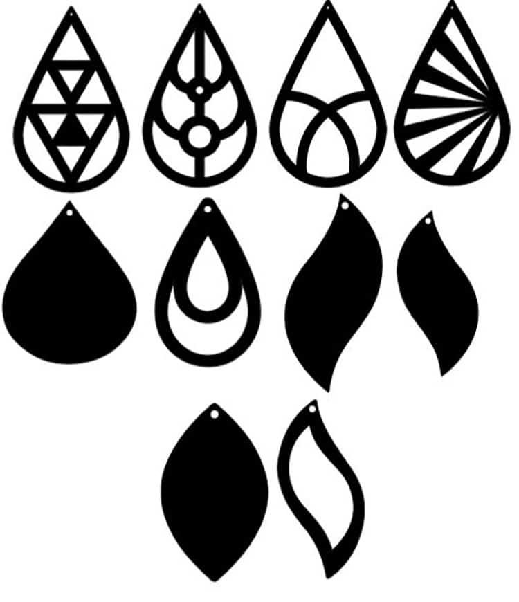 FREE-Cricut-Earring-SVG-Files