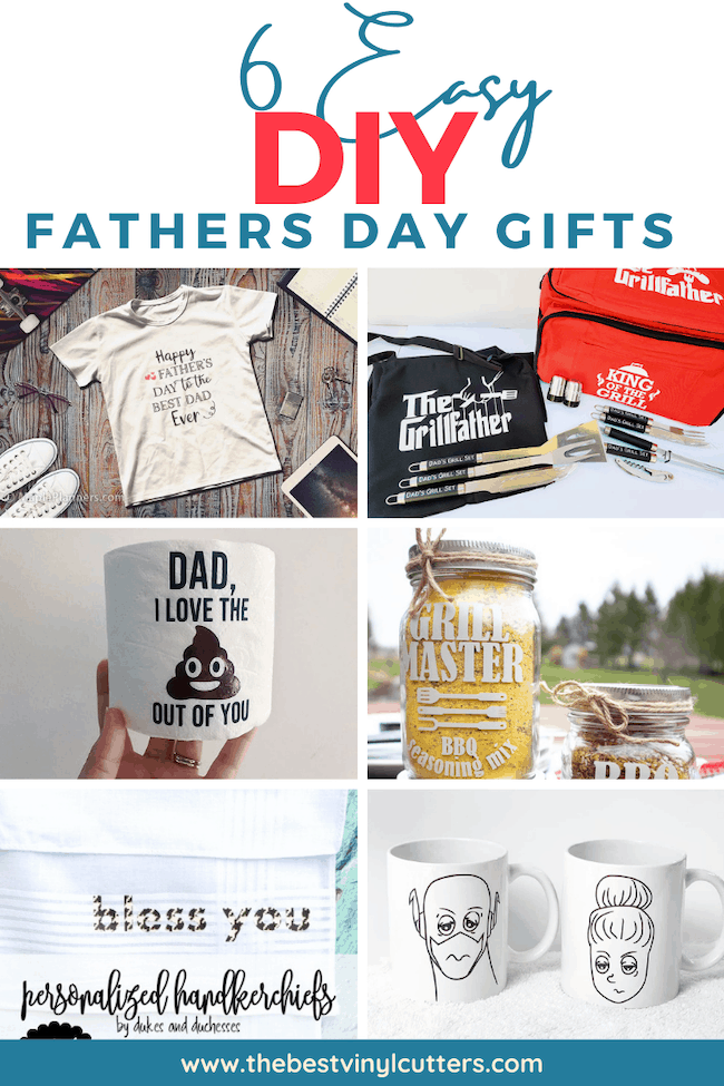 6 Easy DIY Fathers Day Gifts 1