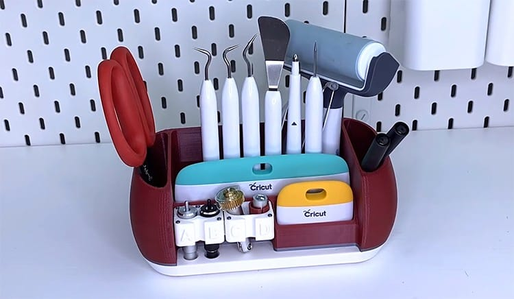 Cricut Tool Organizer