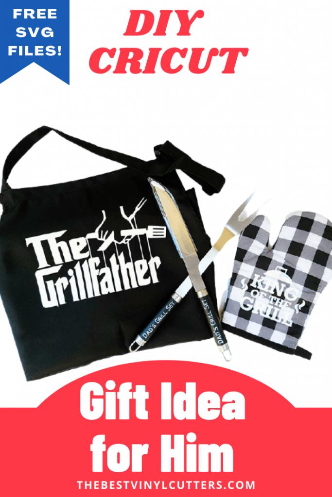 DIY Cricut Gift Idea for Him