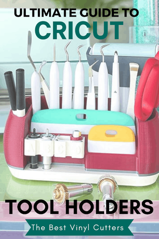 Ultimate Guide to Cricut Tool Holders