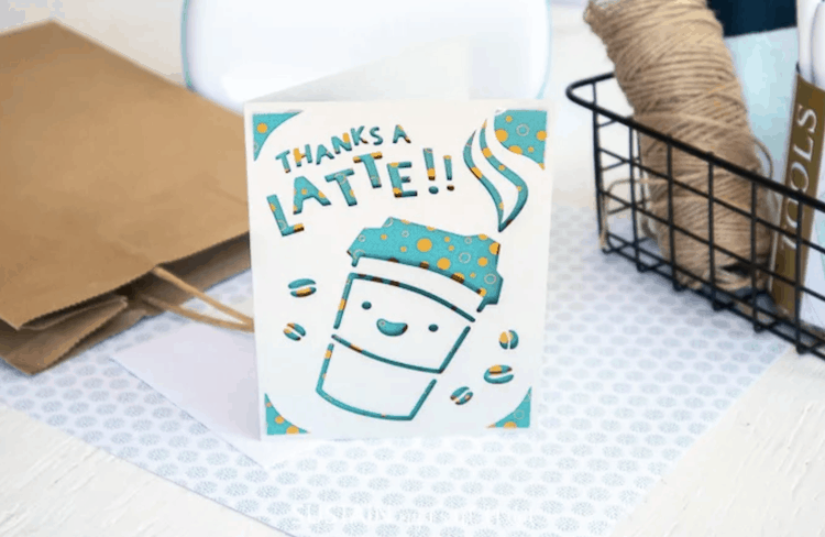 Cricut Joy Card