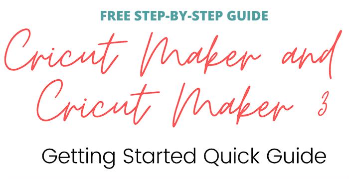 Cricut Maker Beginner PDF