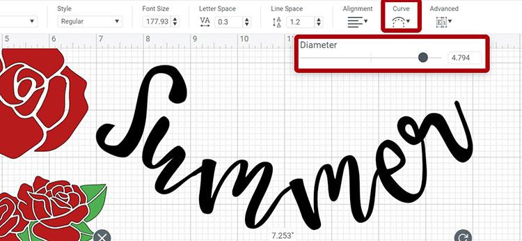 Curving-Text-in-Cricut-Design-Space