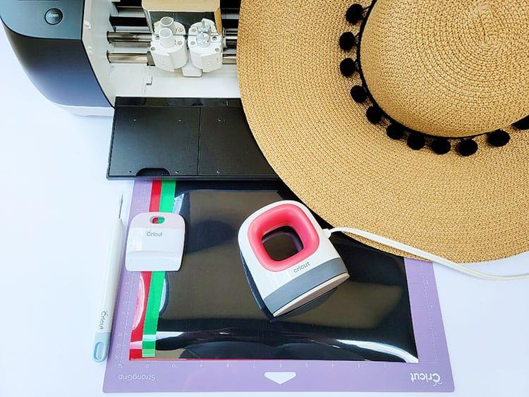 Customized Beach Hat Supply List