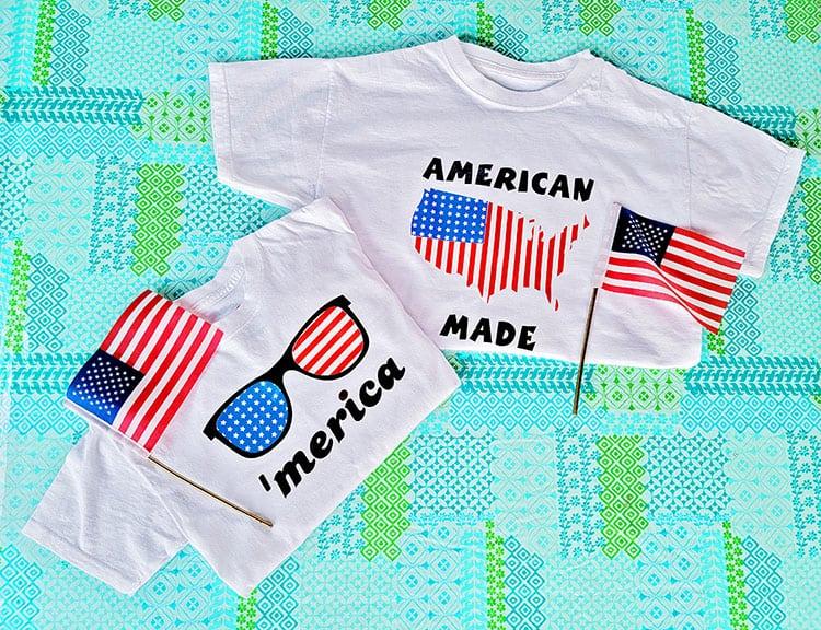 DIY-Cute-Cricut-4th-of-July-Shirts-for-Kids