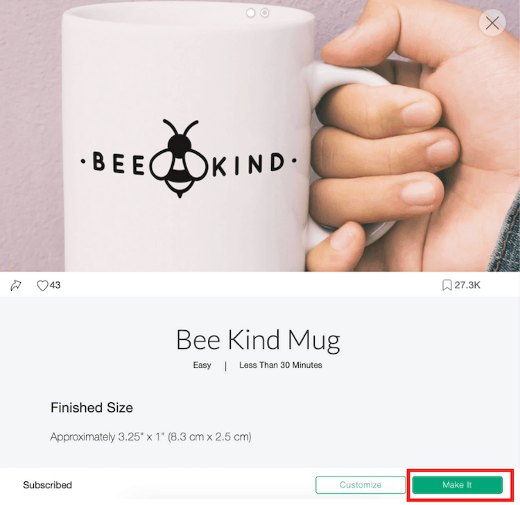Make It Be Kind Project