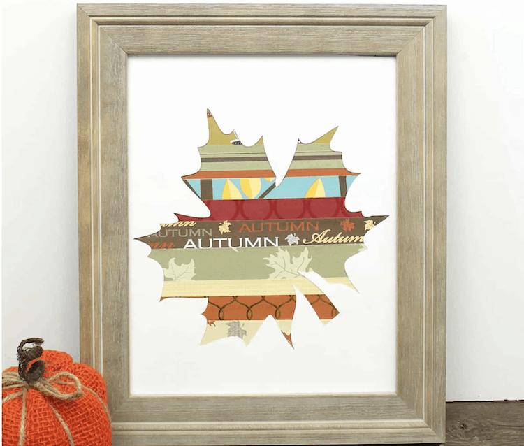 Framed Paper Art