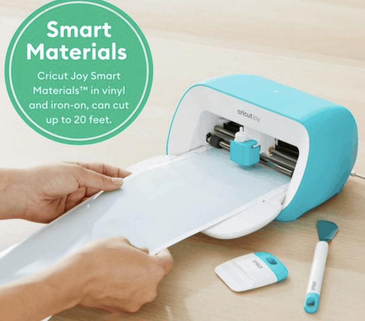 Smart Materials with Cricut Joy