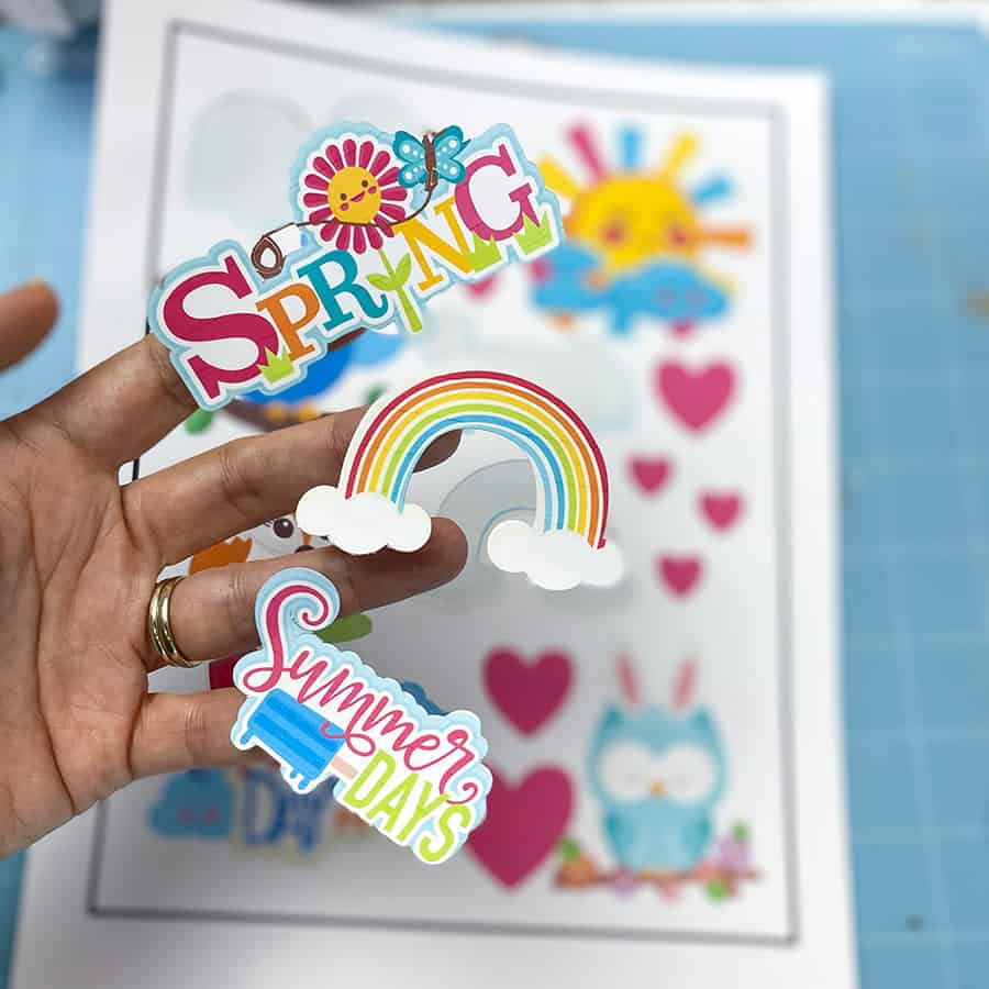 Stickers-Small