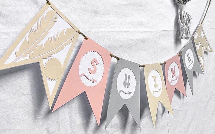 cardstock-banner-DIY-1