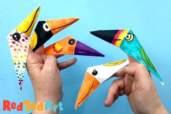 easy-finger-puppets