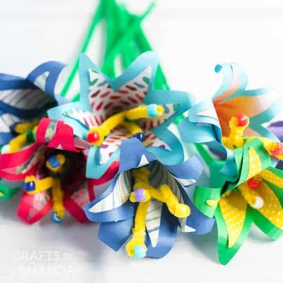 tropical-paper-flowers